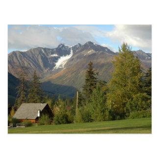 Scenic Alaska Postcard