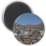 Scenic America Magnet 2 Inch Round Magnet