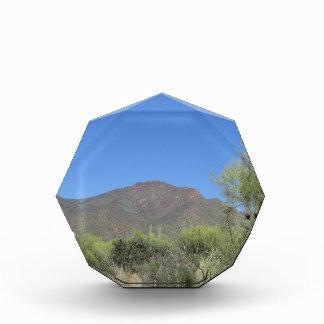 Scenic Apache Trail Acrylic Award