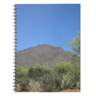 Scenic Apache Trail Spiral Note Books