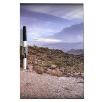 Scenic Arizona Dry-Erase Board
