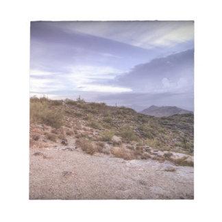 Scenic Arizona Notepad