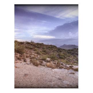 Scenic Arizona Postcard