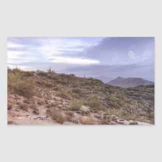 Scenic Arizona Rectangular Sticker