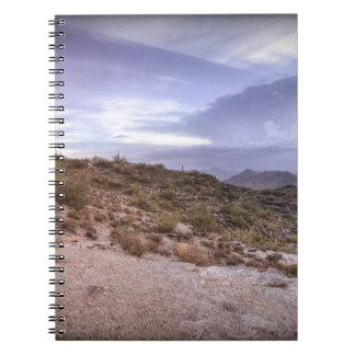 Scenic Arizona Spiral Notebook