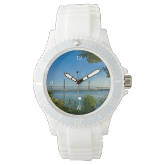 Scenic Arthur Ravenel Bridge Wristwatches