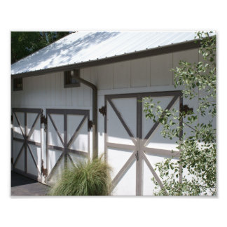 Scenic Barn Doors Photo Art