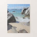 """Scenic Beach at The Baths on Virgin Gorda, BVI Jigsaw Puzzle<br><div class=""""desc"""">The Baths is a famous and uniquely scenic beach area on the island of Virgin Gorda among the British Virgin Islands in the Caribbean. &quot;The Baths&quot; are situated about 1, 2 miles (2 km) south off the maintown Spanish Town at the southern tip of the island between Spring Bay and...</div>"""