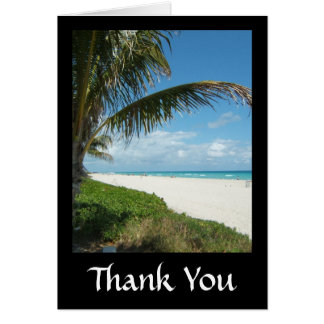 Scenic Beach, Side Palm Branch Cards