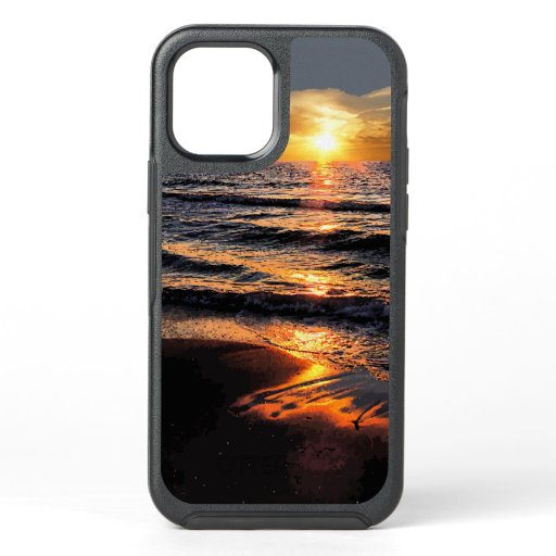 Scenic Beach Sunset Otterbox Case for iPhone 12