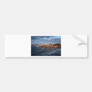 Scenic beauty Freshwater Beach Sydney Bumper Sticker
