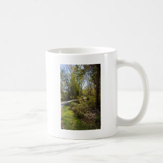 Scenic Bike Path Photo Coffee Mug
