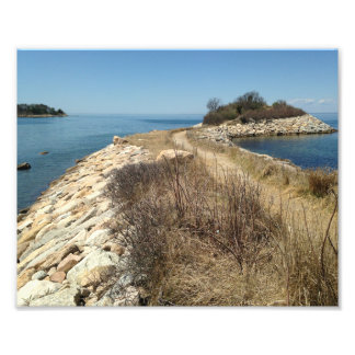 Scenic Buzzards Bay Cape Cod Photo Print