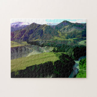 Scenic Canyon Valley Gorge Puzzle