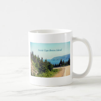 Scenic Cape Breton Island Coffee Mug
