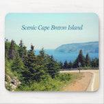 Scenic Cape Breton Island Mousepad
