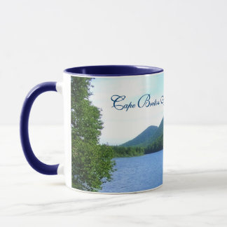 Scenic Cape Breton Island Mug