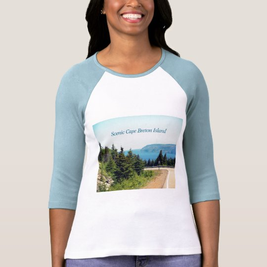 Scenic Cape Breton Island T-Shirt