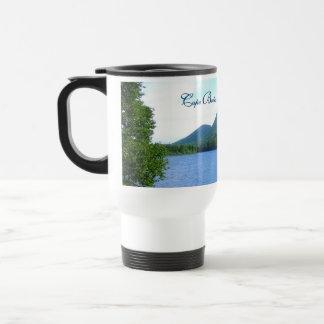 Scenic Cape Breton Island Travel Mug