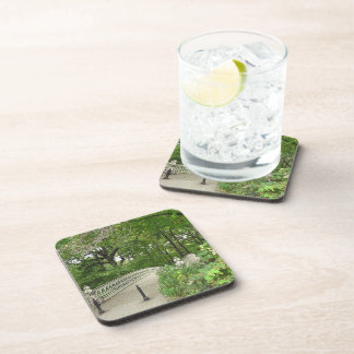 Scenic Central Park NYC Set 6 Coasters
