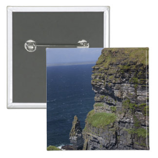 Scenic Cliffs of Moher and O'Brien's Tower Button