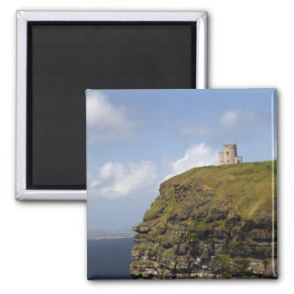 Scenic Cliffs of Moher and O'Brien's Tower. Magnet