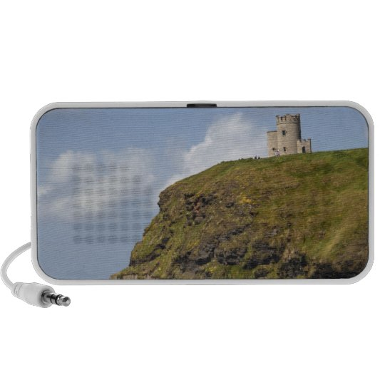 Scenic Cliffs of Moher and O'Brien's Tower. Mini Speaker