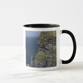Scenic Cliffs of Moher and O'Brien's Tower Mug