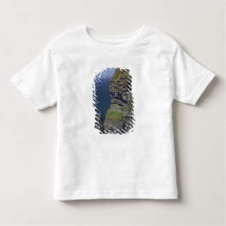 Scenic Cliffs of Moher and O'Brien's Tower Toddler T-shirt