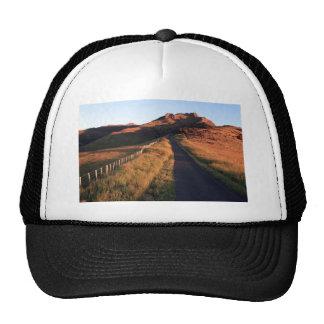 Scenic country road Banks Peninsula Trucker Hat