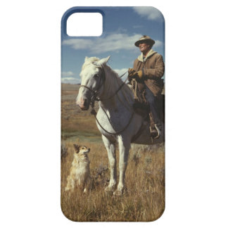 Scenic Cowboy iPhone5 Case