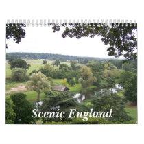 Scenic England Calendar