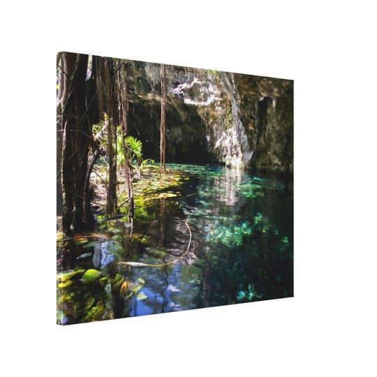 Scenic Getaway Canvas Print