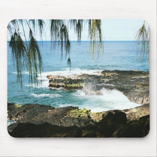 Scenic Hawaii Mousepad