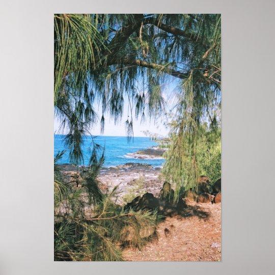 Scenic Hawaii Vertical Print