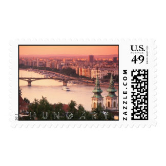 Scenic Hungary Stamps