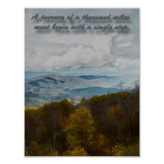 Scenic Inspiration Poster