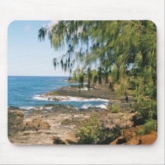 Scenic Kauai -- horizontal Mouse Mats