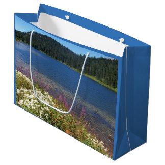 Scenic Lake Large Gift Bag