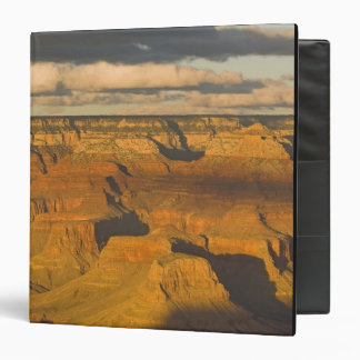 Scenic landscape of the south rim of the Grand 3 Ring Binder