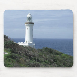Scenic Lighthouse Mouse Pad