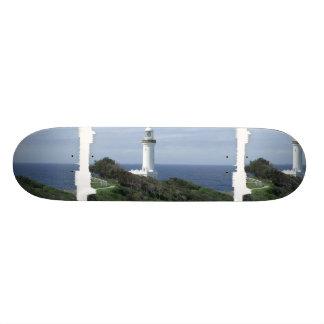 Scenic Lighthouse Skateboard