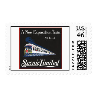 Scenic Limited Postage