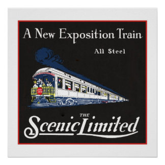 Scenic Limited Poster