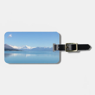 Scenic luggage tag