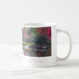 Scenic Maine Coffee Mug