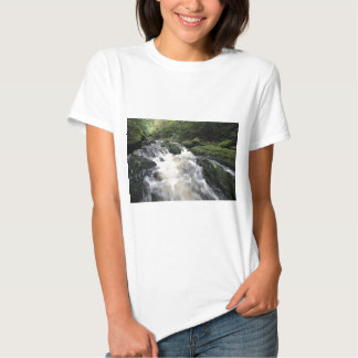 Scenic McLean River in the Catlins, New Zealand Shirt