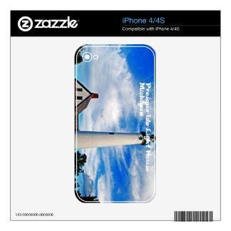 Scenic Michigan iPhone 4S Decals