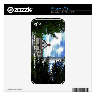 Scenic Michigan Skins For iPhone 4S