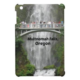 Scenic Multnomah Falls in Oregon iPad Mini Covers